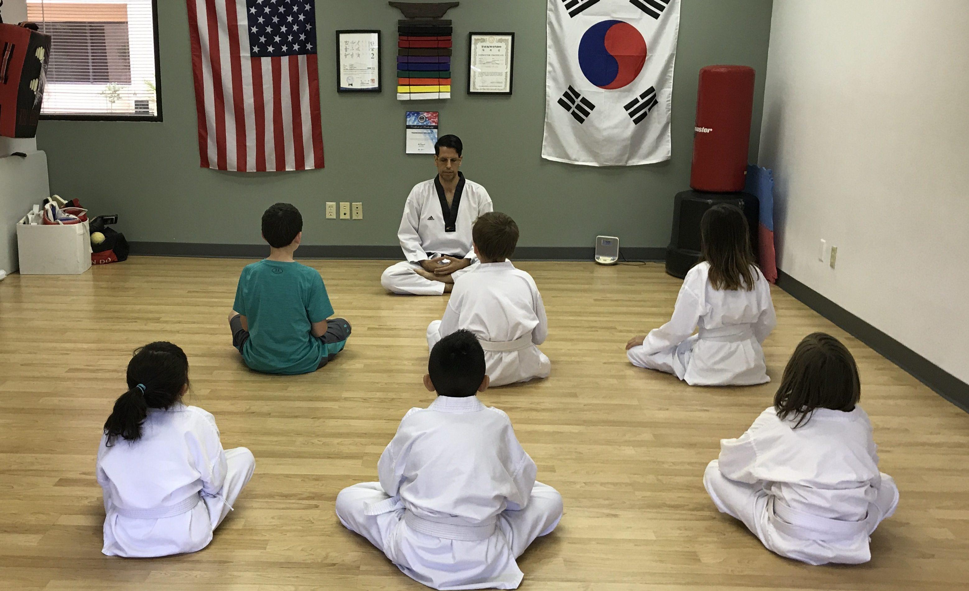 Taekwondo Wellness